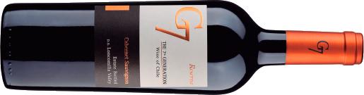Kết quả hình ảnh cho g7 reserva cabernet sauvignon