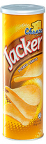 BATATA JACKER POTATO CRISPS CHEESE FLAVOR 160g